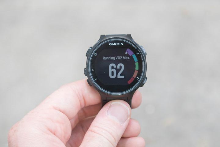 Garmin-FR735XT-Running-VO2Max