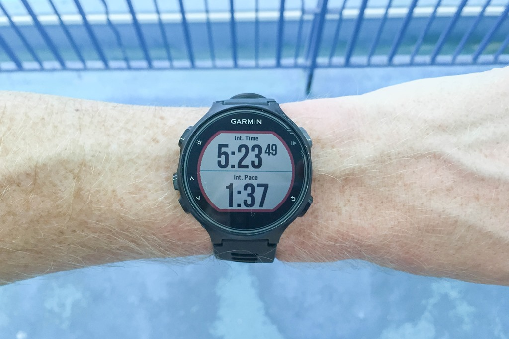 Garmin forerunner 735xt in depth review dc rainmaker for Garmin swim pool swimming watch