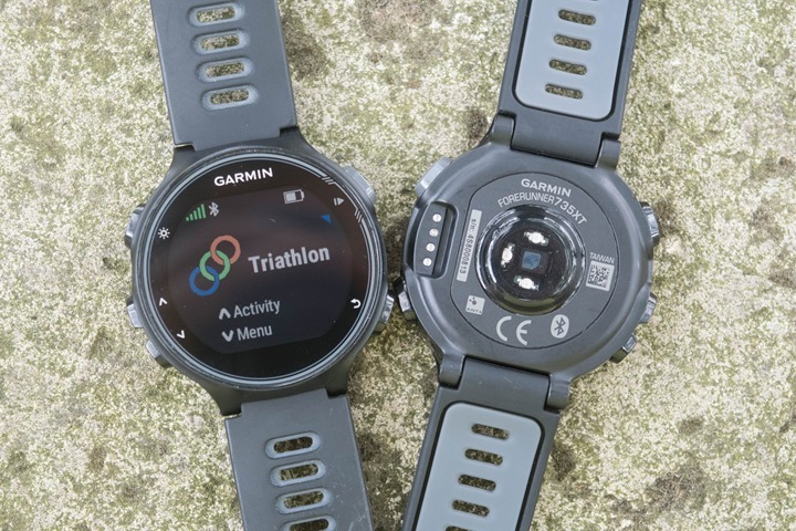 Garmin-FR735XT-Triathlon-Optical-HR-Sensor
