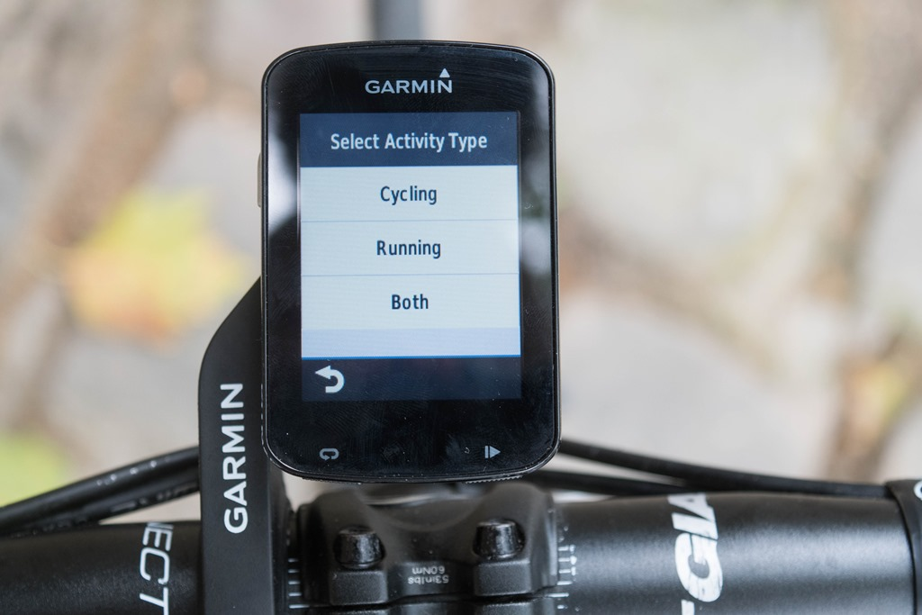 Hands On With Garmin S New Edge 820 With Mapping
