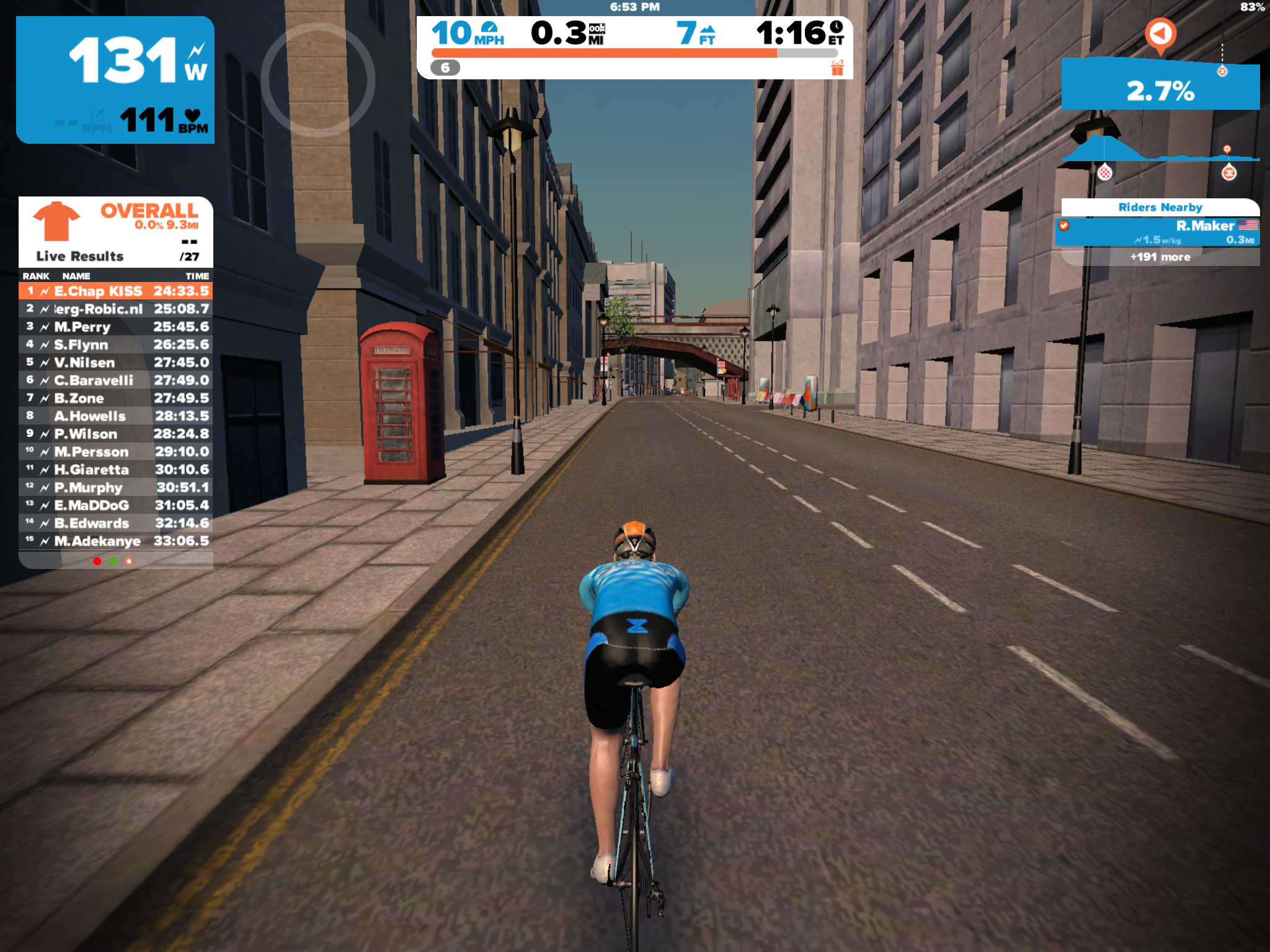 First Look: Zwift rolls out iOS version of platform | DC