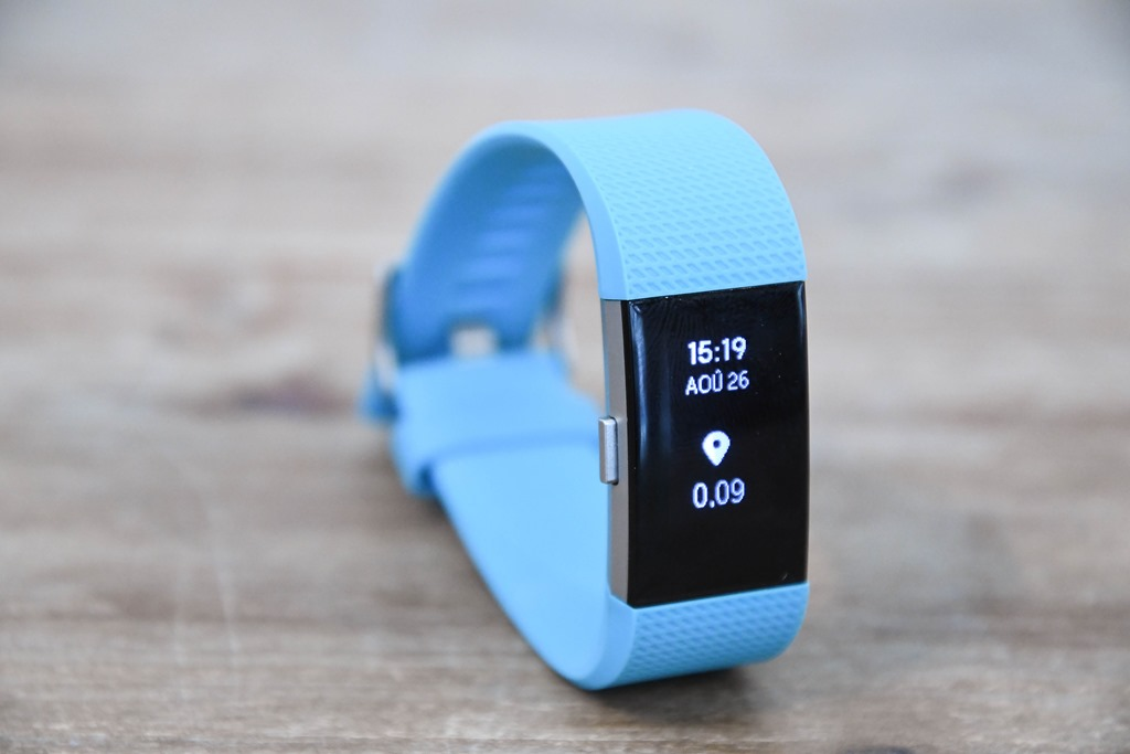 Hands-on: Fitbit's new Flex 2 and Charge 2 Activity Trackers, plus ...