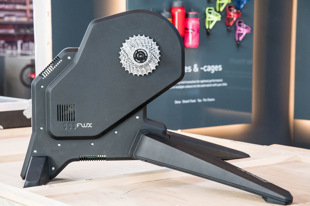 a0ed0c1c104 Hands-on  The new Tacx Flux Smart Trainer