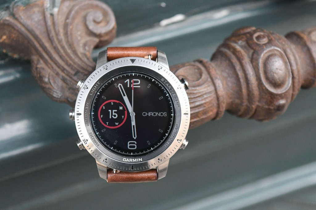 Afholte Everything you ever wanted to know: Garmin's new $1,500 Fenix FD-22