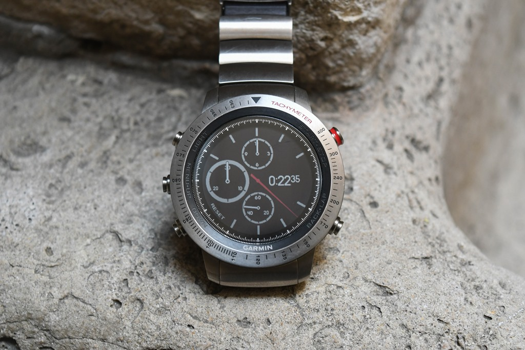 Everything you ever wanted to know: Garmin's new $1,500 Fenix