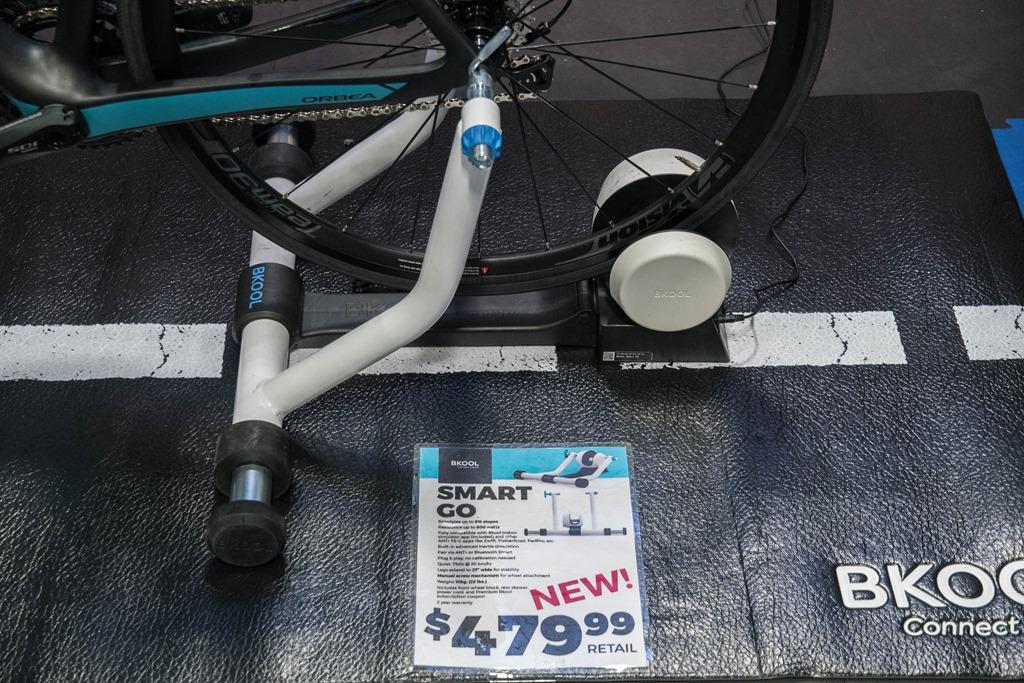 BKOOL Bicycle Trainer Thru Axle