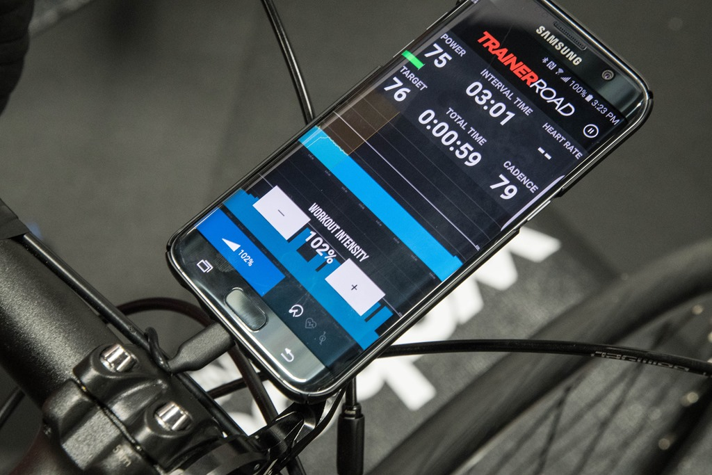 TrainerRoad rolls out Android support | DC Rainmaker