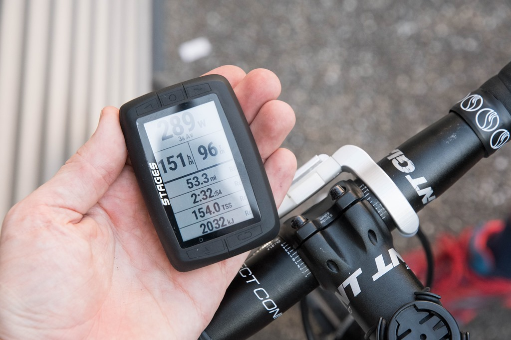 First Look Stages Introduces Dash Bike Gps Training Platform