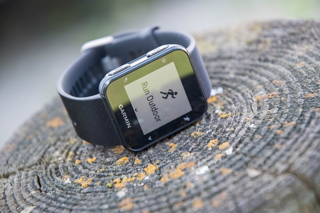 Hands On Garmin S New Forerunner 35 With Optical Hr Dc