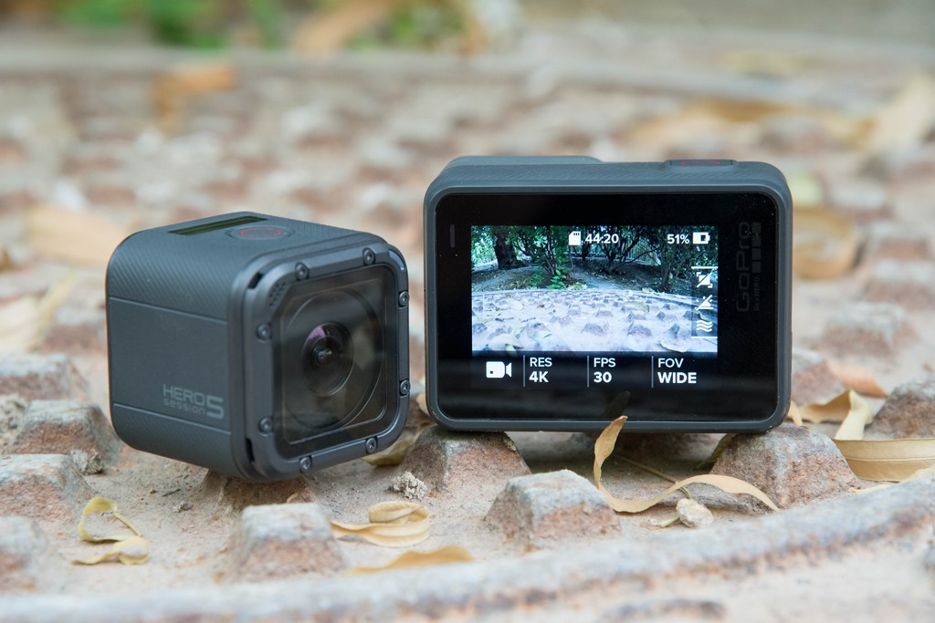 Everything you need to know: GoPro's New Hero5 Cameras