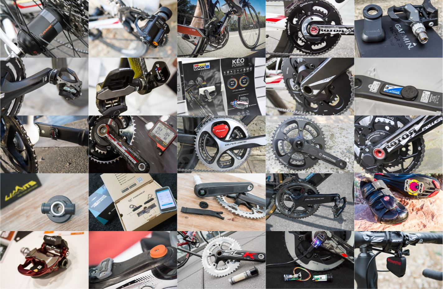 The Power Meters Buyer's Guide–2016 Edition