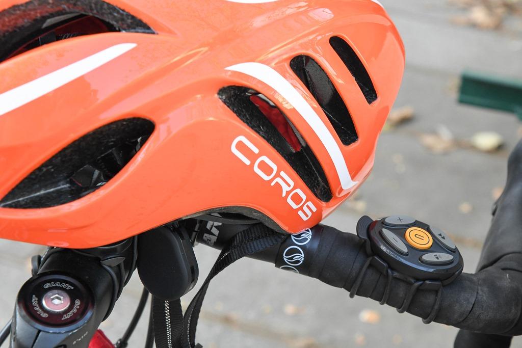 COROS Linx Smart Helmet In-Depth Review   DC Rainmaker