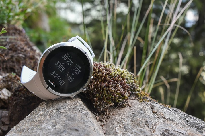 Suunto Spartan Ultra In-Depth Review | DC Rainmaker