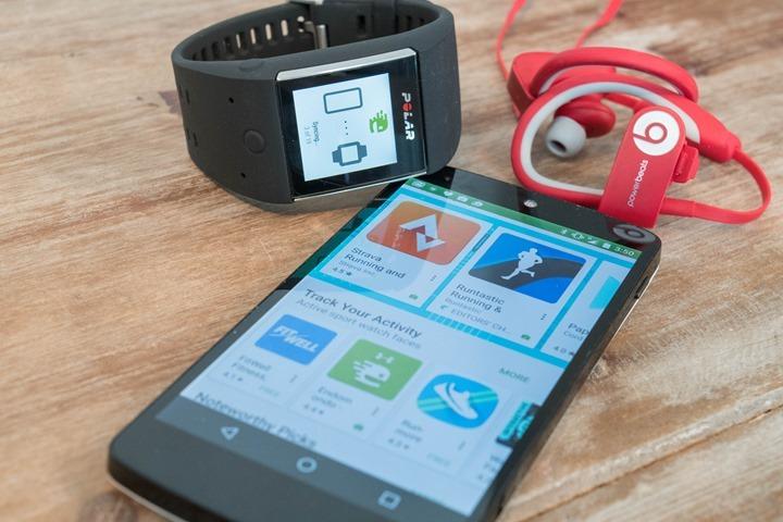 Polar-M600-Android-Bluetooth-Setup