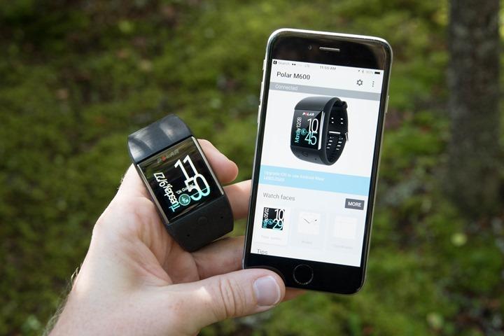 Polar-M600-Android-Wear-iOS