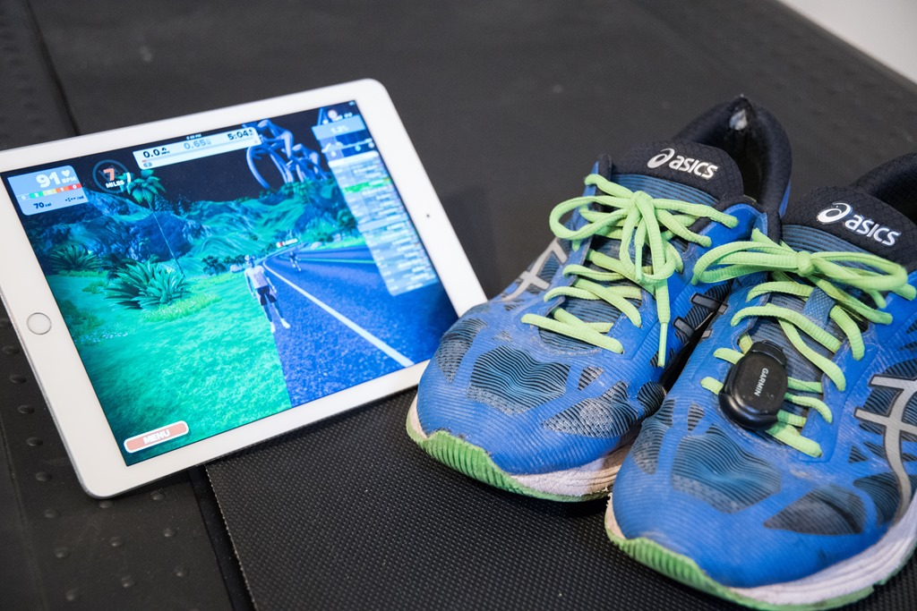 Hands-on: Zwift and their upcoming running mode | DC Rainmaker