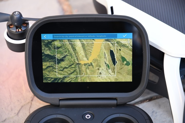 GoPro-Karma-Map-Selection
