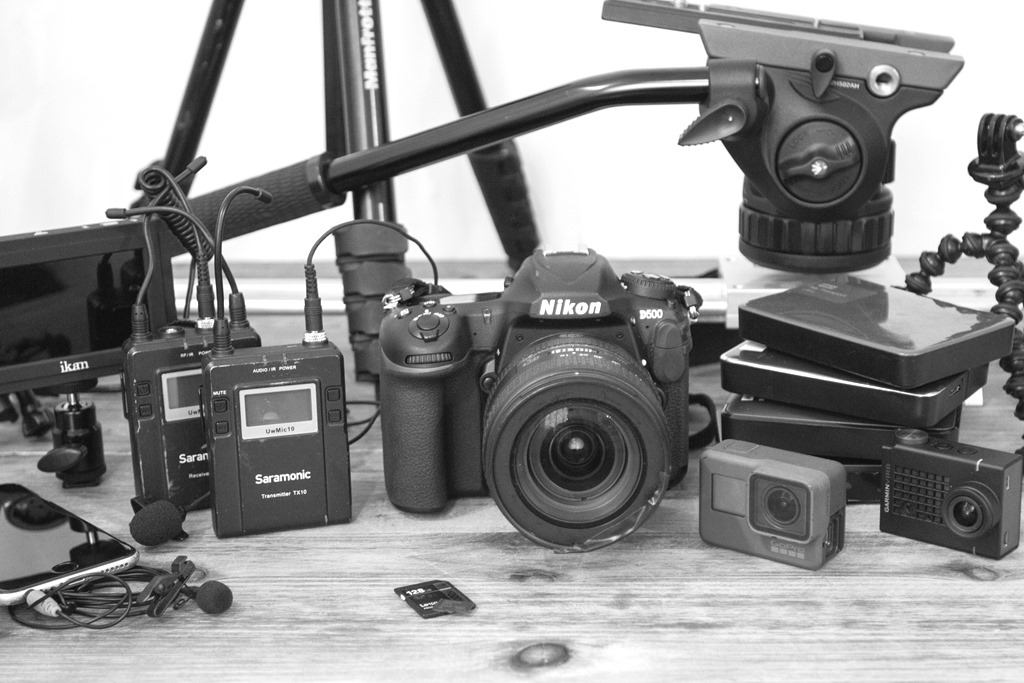 My Photography Gear: The Cameras and Equipment I Use Daily ...