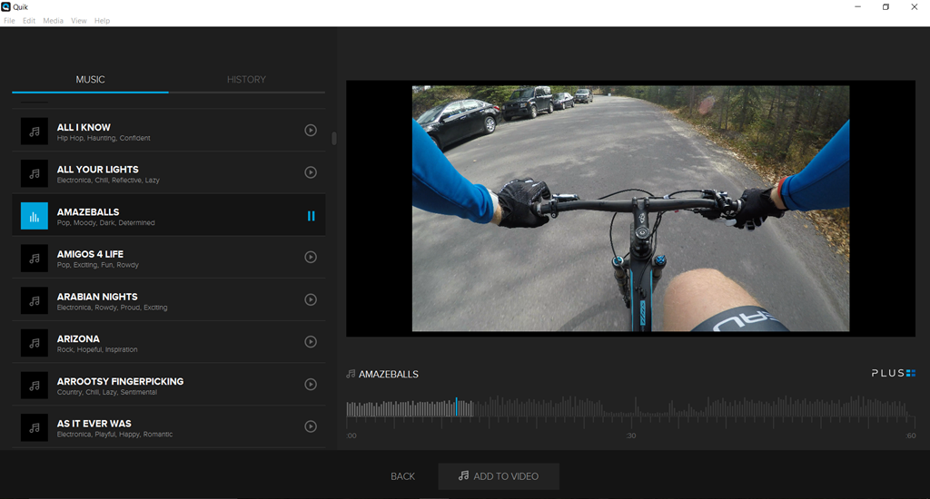 GoPro adds data overlays to the Hero5: Here's how it (sorta) works