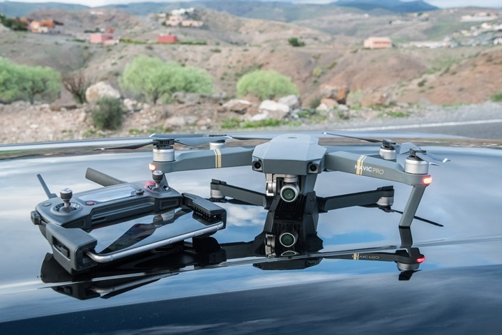 DJI-Mavic-Car-Top