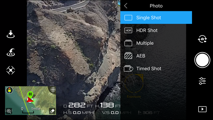 DJI-Mavic-Photo-Modes