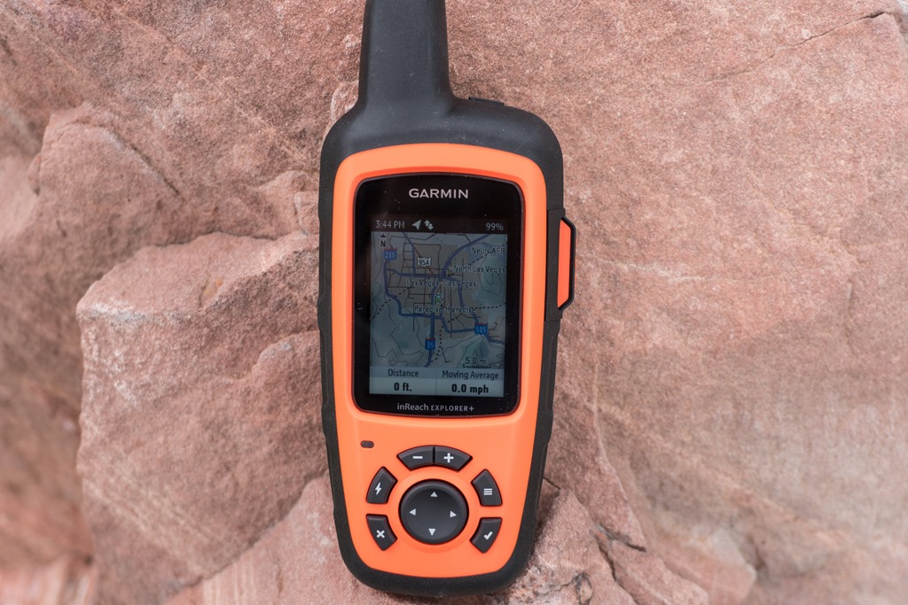 The Explorer Actually Takes This One Step Further By Including Preloaded Topographical Maps A Digital Compass Barometric Altimeter And An Accelerometer