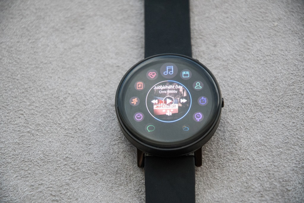 Hands-on: Misfit's Vapor GPS Watch | DC Rainmaker