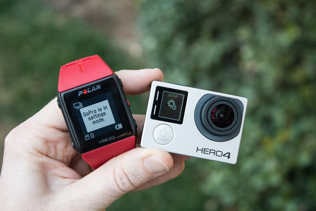 Polar shows off GoPro camera control, new H10 heart rate strap | DC