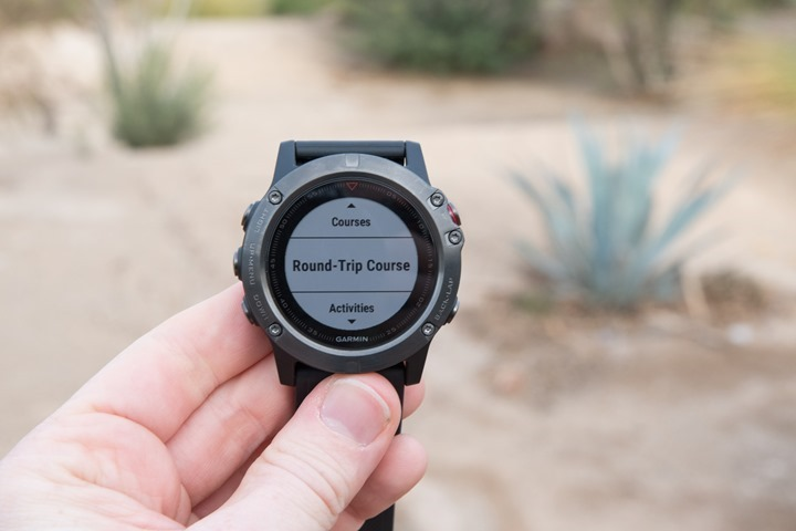 Garmin-Fenix5-Course-Round-Trip-Routing-Start