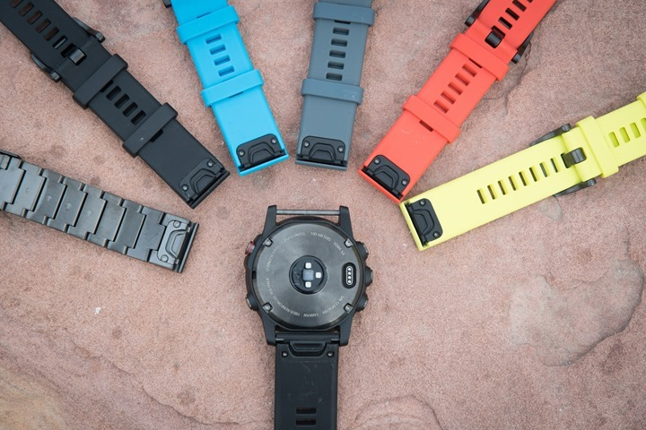 Garmin-Fenix5-QuickFit-Band-Colors