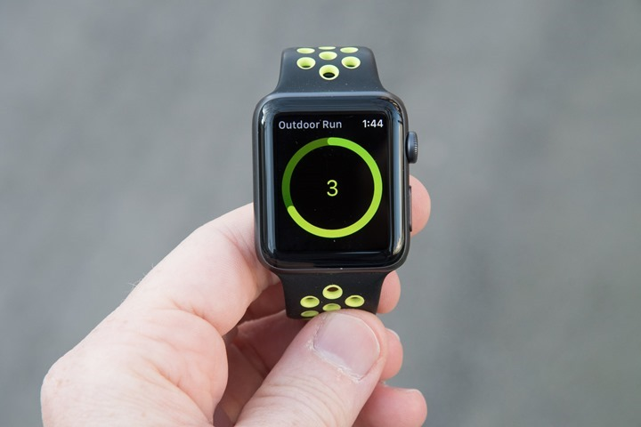 AppleWatchSeries2-NikeRunClubStart