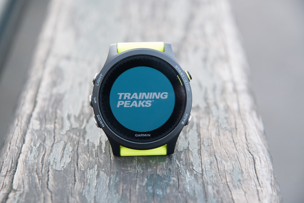 TrainingPeaks New Structured Workout Integration with Garmin