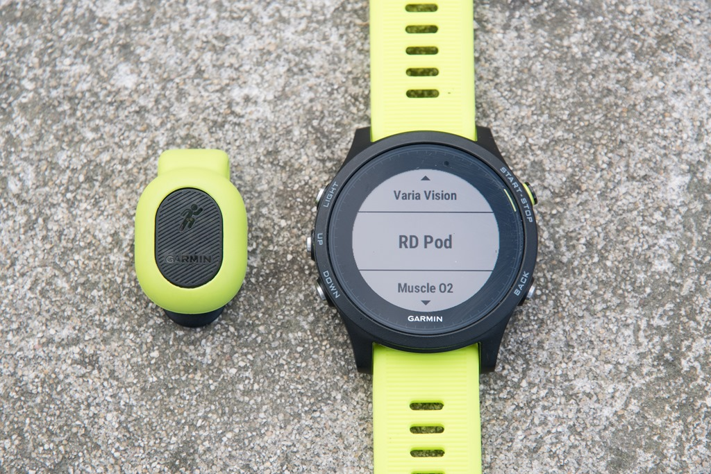 Garmin S Running Dynamics Pod Rd Pod Everything You Ever Wanted