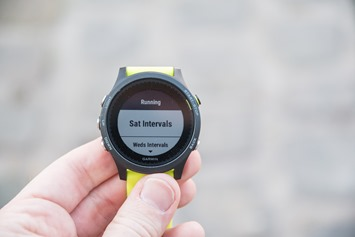 Garmin-FR935-WorkoutSelection