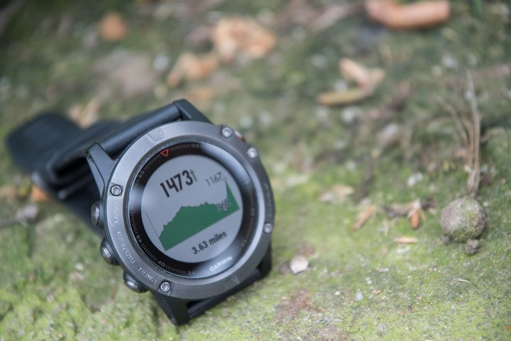 Garmin-Fenix5-ElevationProfile