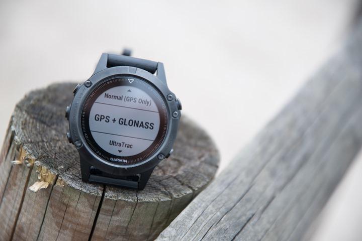 Garmin-Fenix5-GLONASS-GPS