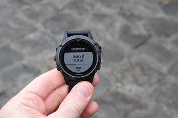 Garmin-Fenix5-Interval-Mode