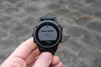 Garmin-Fenix5-Smartphonenotifications