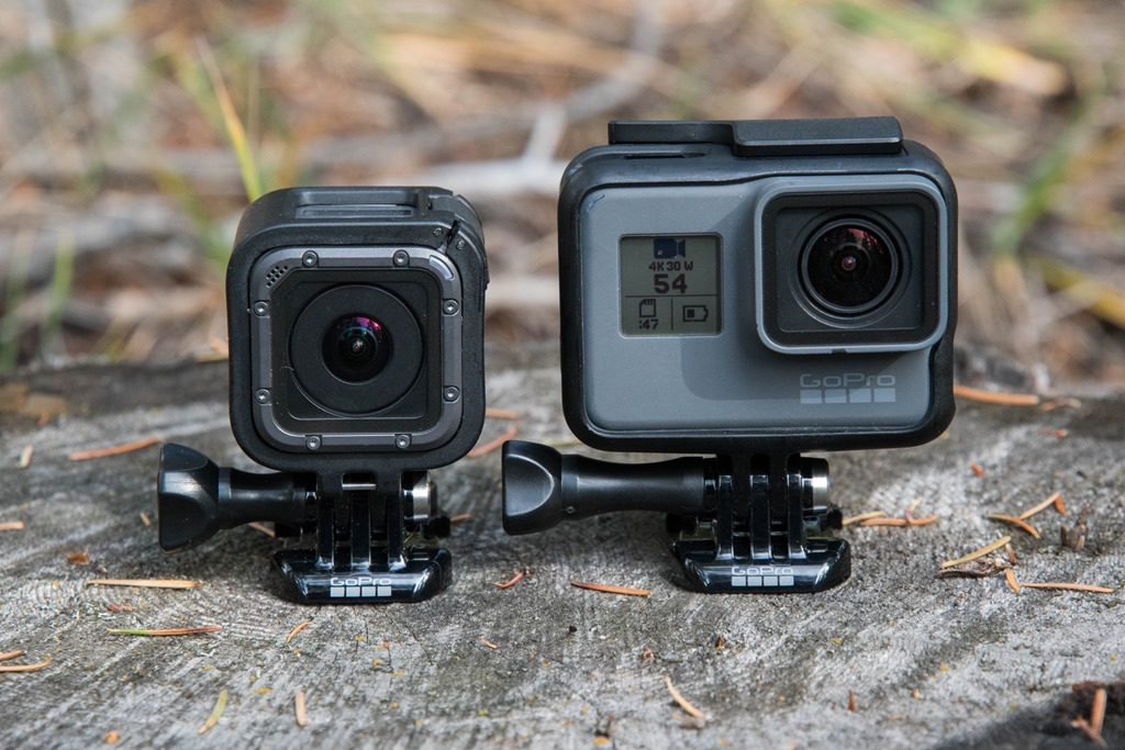 Best Action Cam 2017: GoPro Hero5 Black vs Garmin VIRB Ultra 30 | DC  Rainmaker