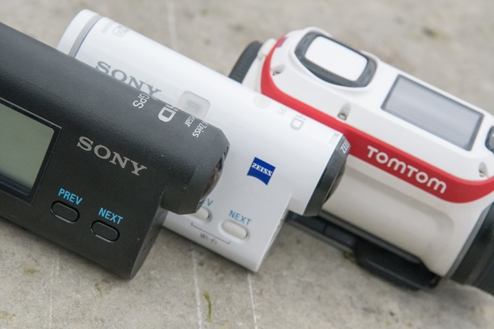 SonyTomTomActionCams