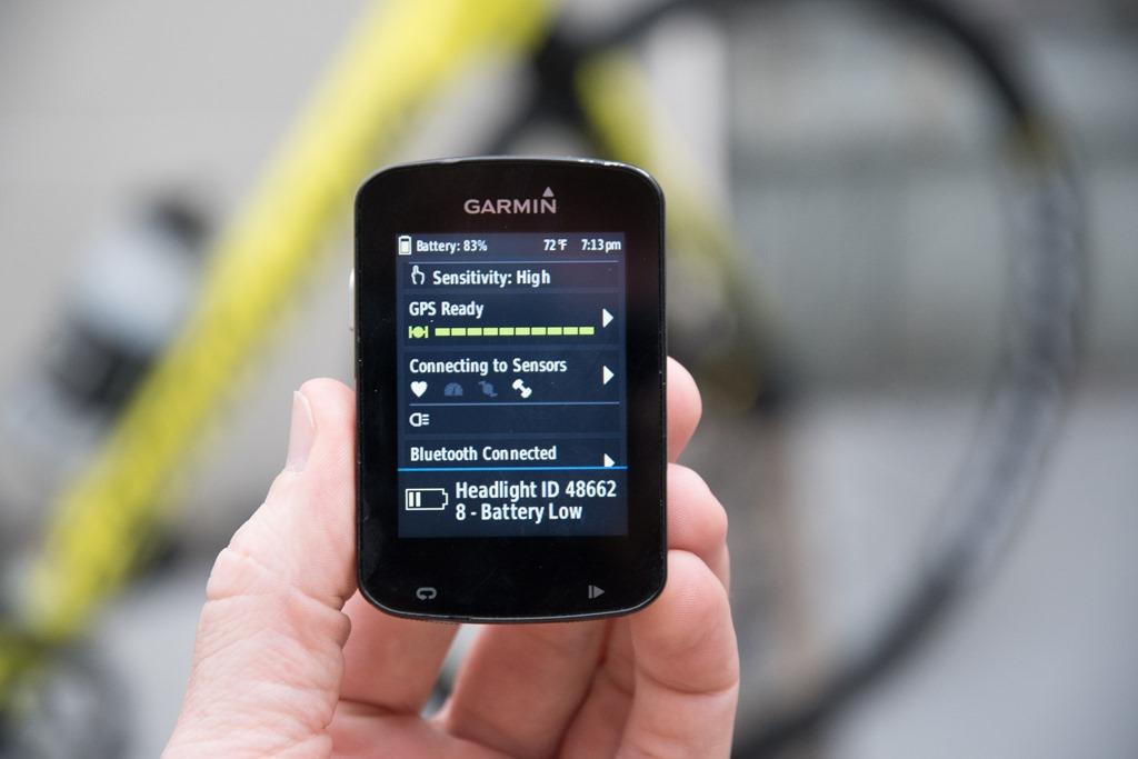 Garmin Varia UT800 Smart Bike Light In-Depth Review | DC