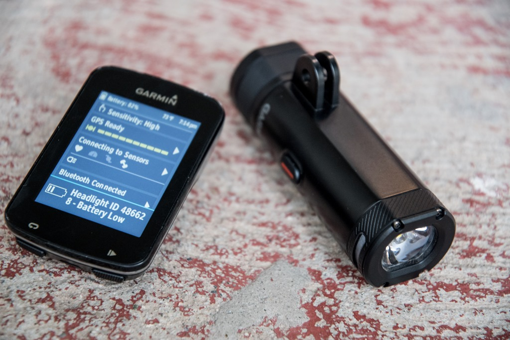 Garmin Varia UT800 Smart Bike Light In