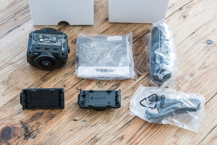 Garmin-VIRB-360-Box-Parts