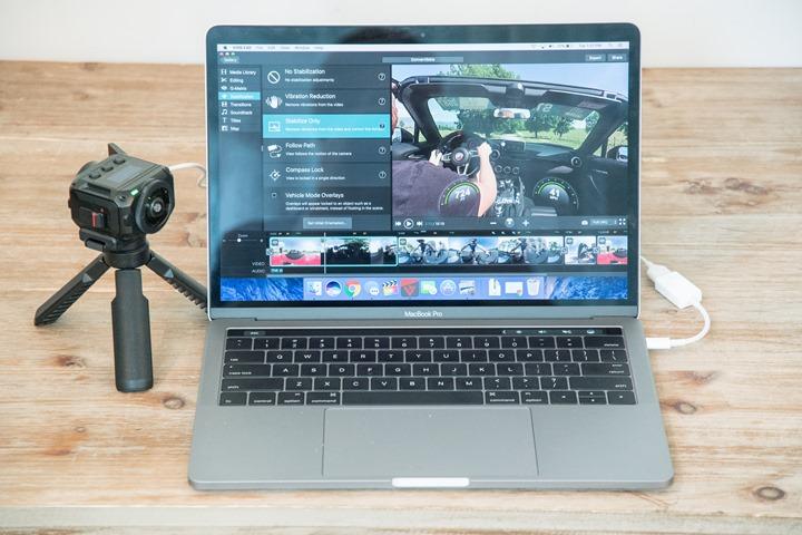 Garmin-VIRB-360-Editing
