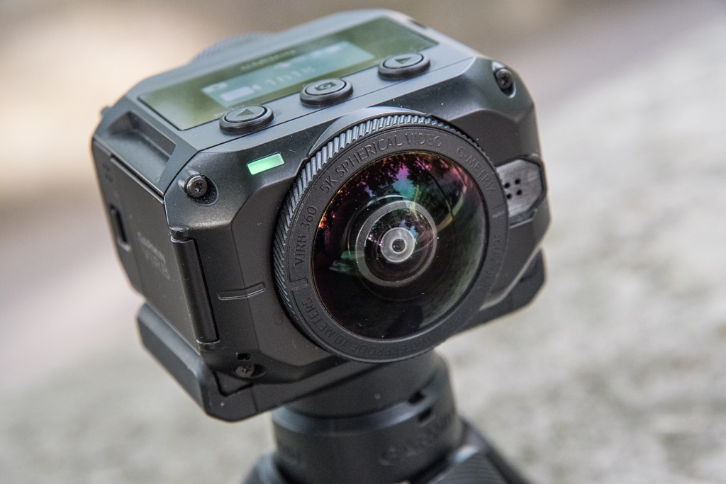 Garmin VIRB 360 5 7K Action Cam In-Depth Review   DC Rainmaker