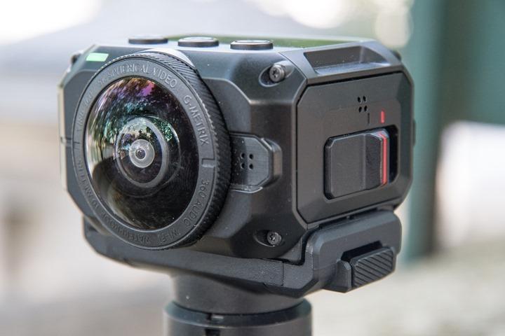 Garmin-VIRB-360-Front-Lens