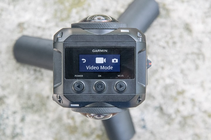 Garmin-VIRB-360-Menu-System