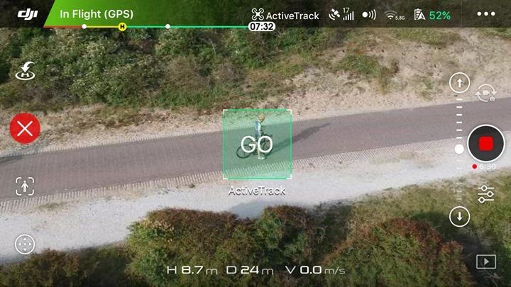 DJI-Spark-Active-Track-Go-Button
