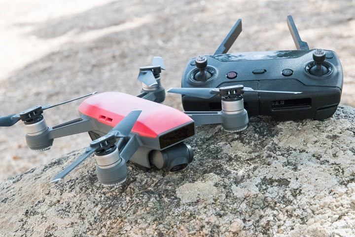 DJI-Spark-with-Remote