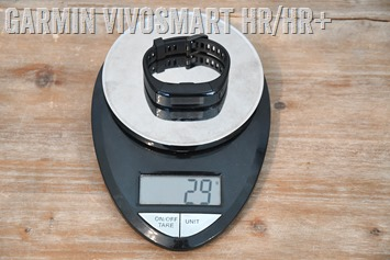 Garmin-VivosmartHR-Weight